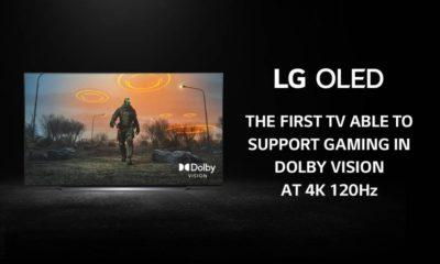 LG Electronics (LG) -Dolby Vision® für Gaming mit 4K 120Hz