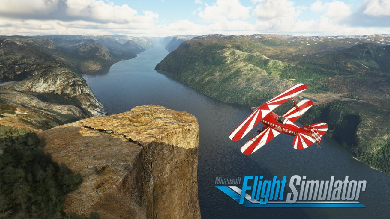 Microsoft Flight Simulator World Update V: Nordics