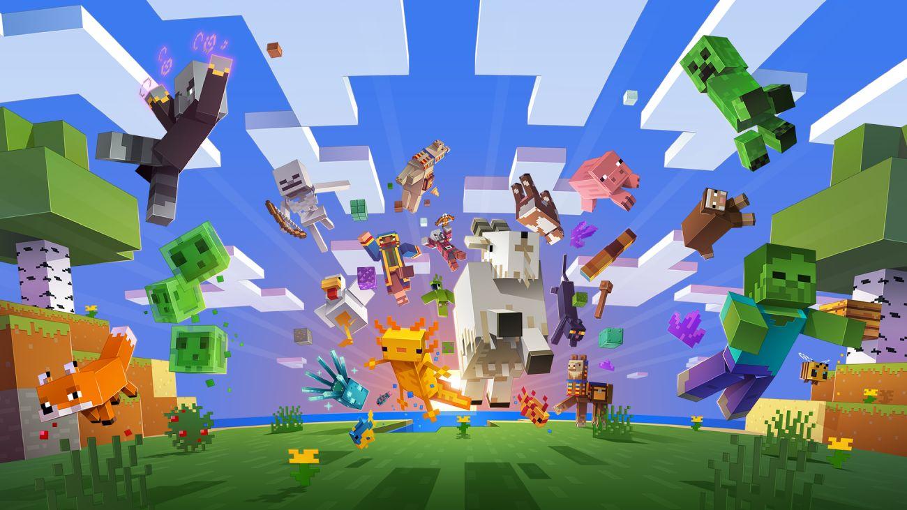Höhlen & Klippen Update: Teil I für Minecraft