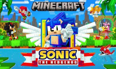 Minecraft - Sonic DLC