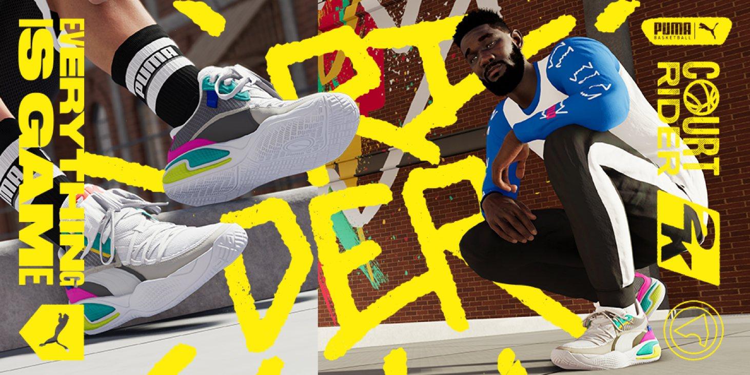NBA 2K21 - Puma