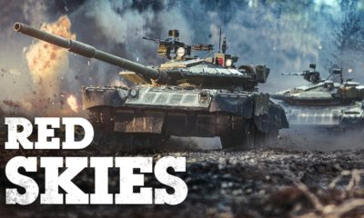 "War Thunder ""Red Skies""-Update"