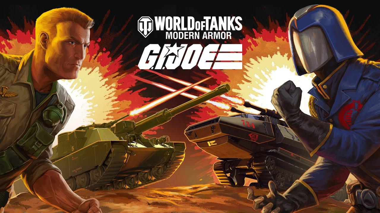 World of Tanks Modern Armor: G.I. Joe