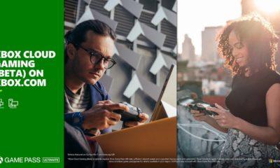 Xbox Cloud Gaming (Beta)