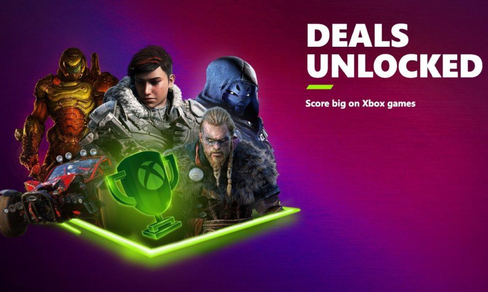 Xbox Deals Unlocked