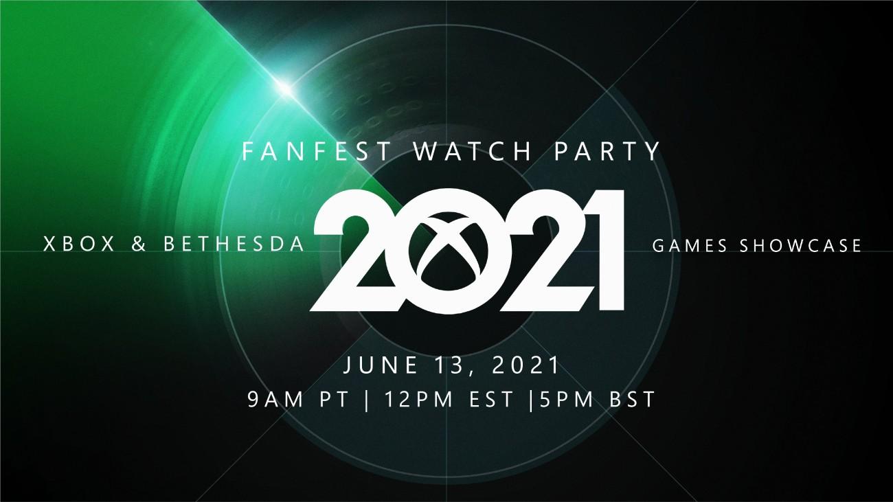Xbox FanFest Watch Party