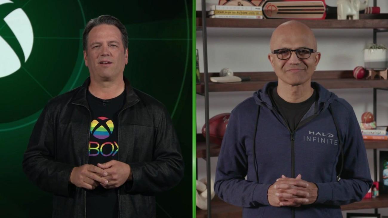Satya Nadella und Phil Spencer: Ein Blick in die Zukunft des Gaming