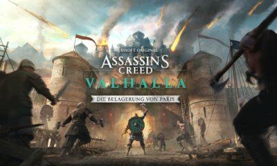 Assassin's Creed Valhalla - Die Belagerung von Paris