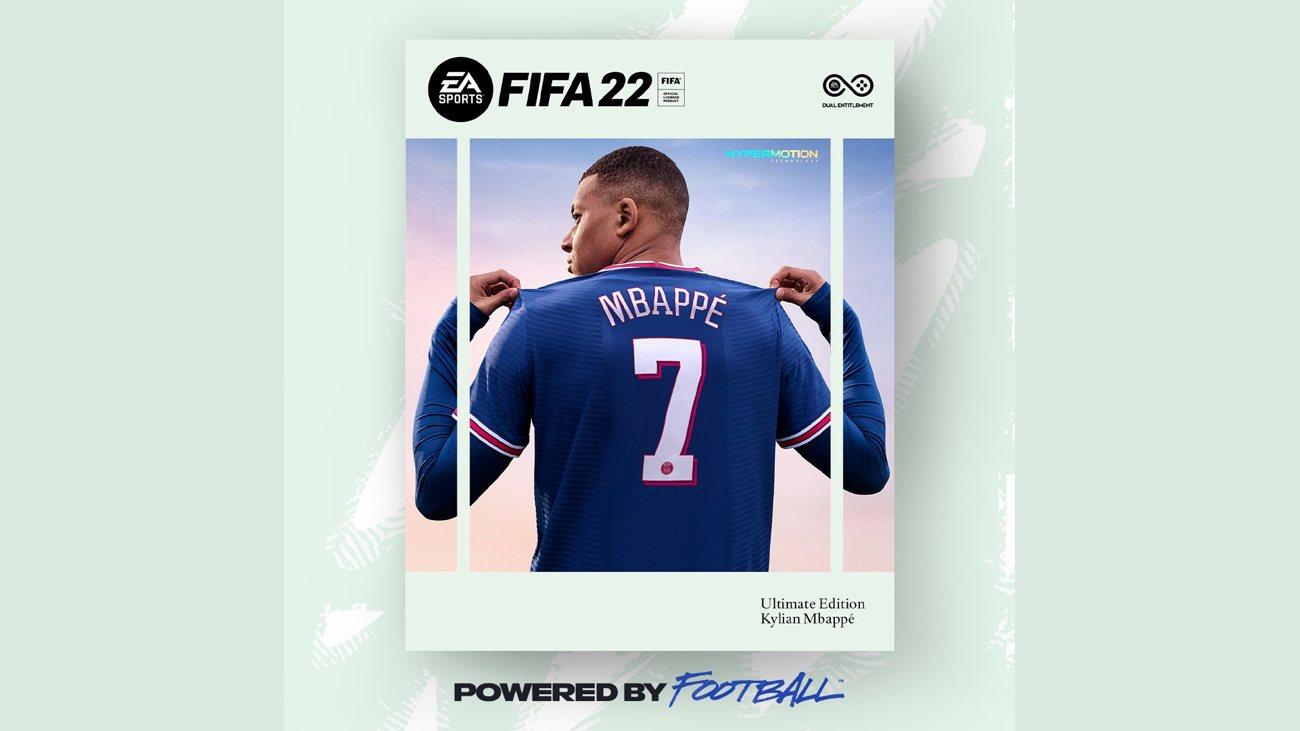 FIFA 22 - Kylian Mbappé