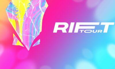 Fortnite präsentiert: Die Rift Tour