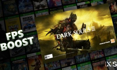DARK SOULS III - FPS Boost
