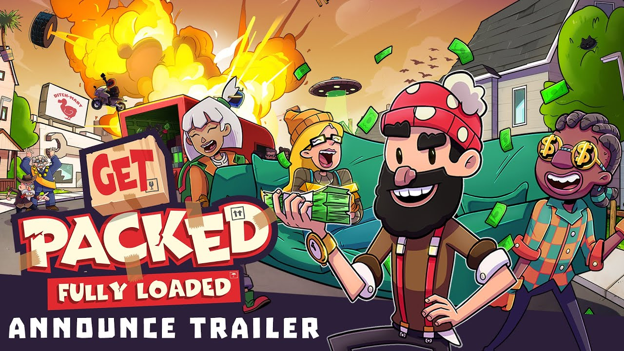 Get Packed: Fully Loaded