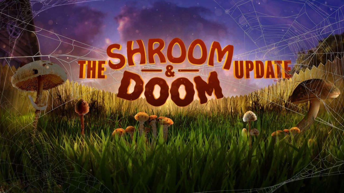 Grounded - Shroom & Doom Update