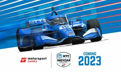 IndyCar-Rennspiel soll 2023 für Konsolen und PC erscheinen