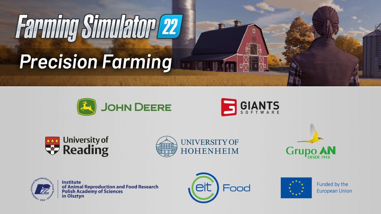 Landwirtschafts-Simulator 22: Precision Farming Pack