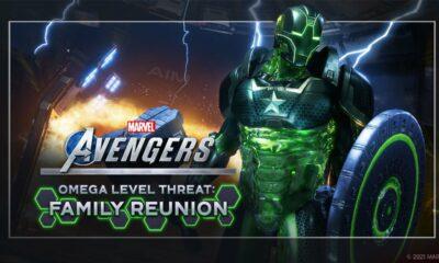 Marvel's Avengers - Familientreffen