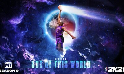"""NBA 2K21: Finale Season """"Out of This World!"""""""