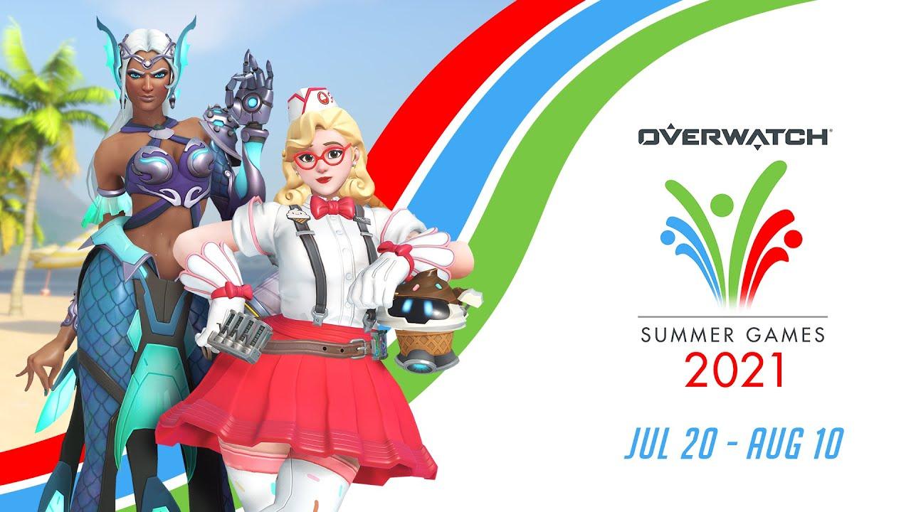 Overwatch-Sommerspiele 2021