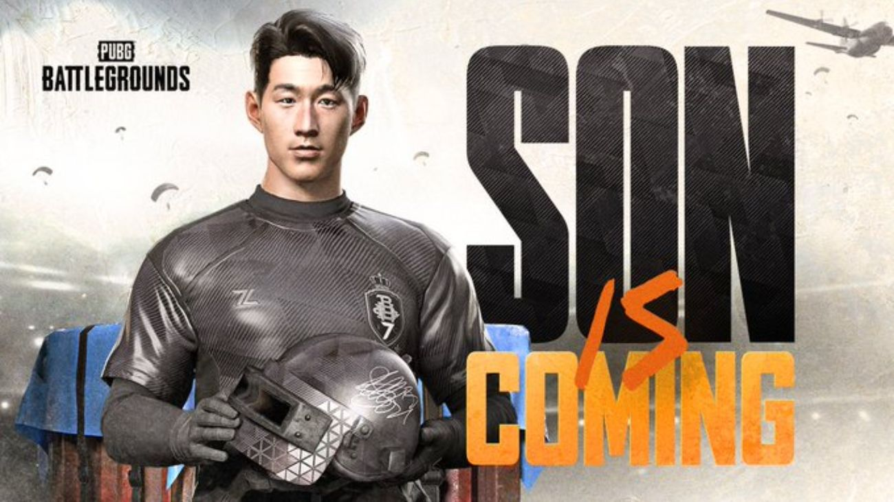PlayerUnknown's Battlegrounds X Son Heung-min