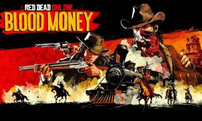 Red Dead Online: Blood Money
