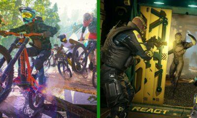 Riders Republic und Tom Clancy's Rainbow Six Extraction