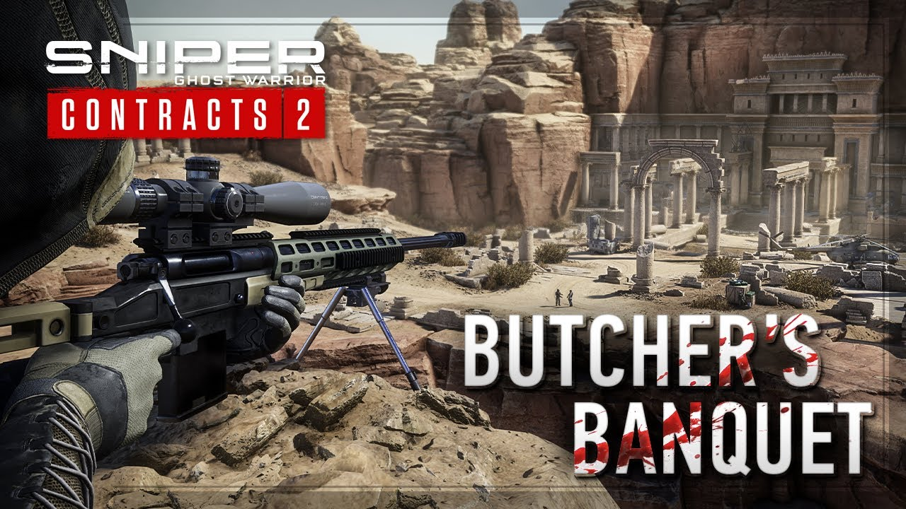 Sniper Ghost Warrior Contracts 2 - Butcher's Banquet