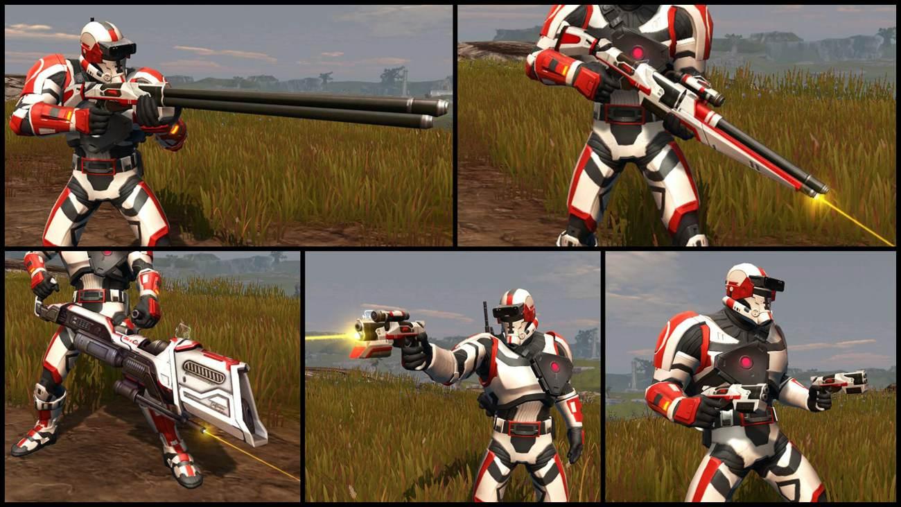 Star Wars: The Old Republic in Vermächtnis der Sith