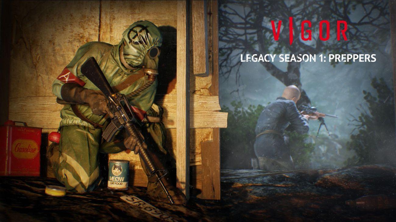 Vigor: Legacy Season 1 - Preppers