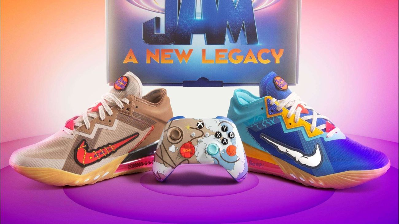 Xbox - Space Jam: A New Legacy Bundle