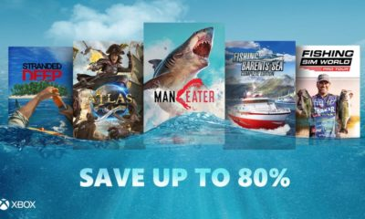 Xbox Sale mit Hochsee-Rabatt