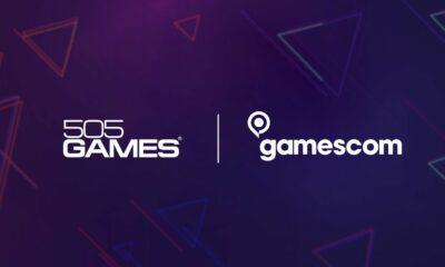 505 Games - gamescom 2021