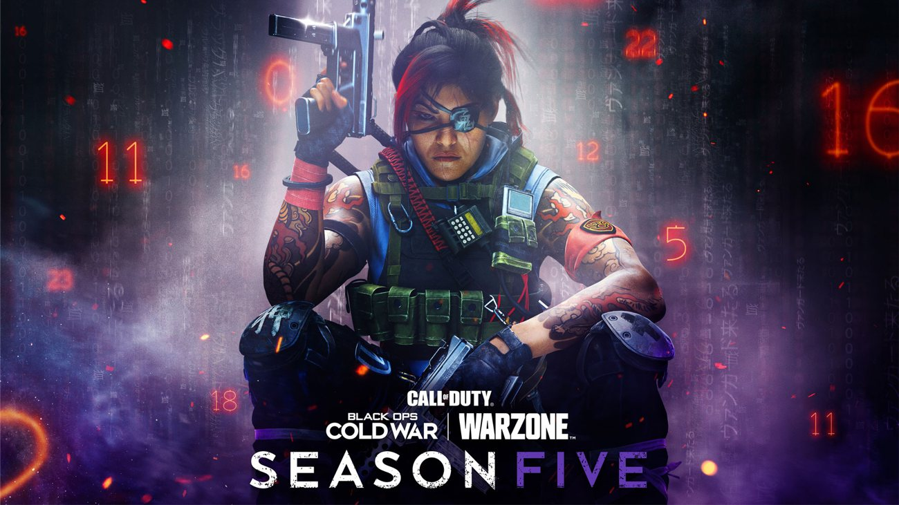 Call of Duty: Black Ops Cold War & Warzone – Season Five