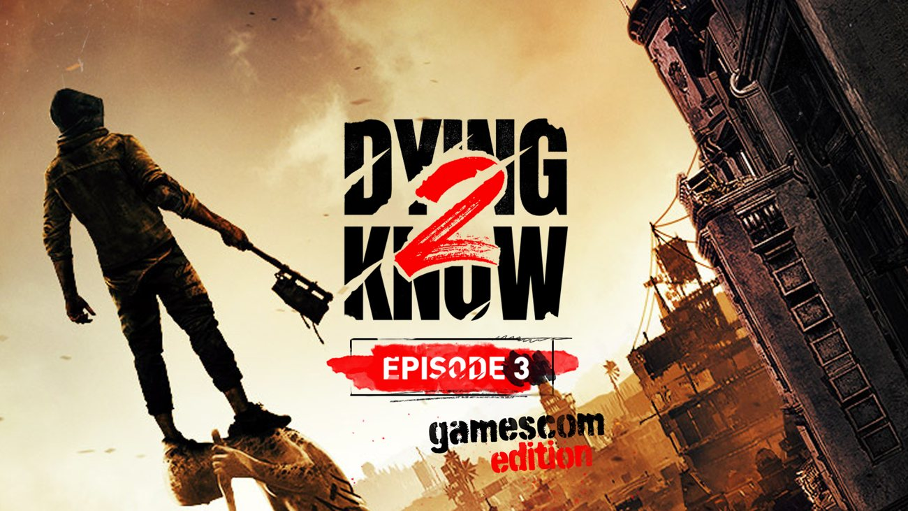 Dying Light 2 Stay Human - gamescom Edition