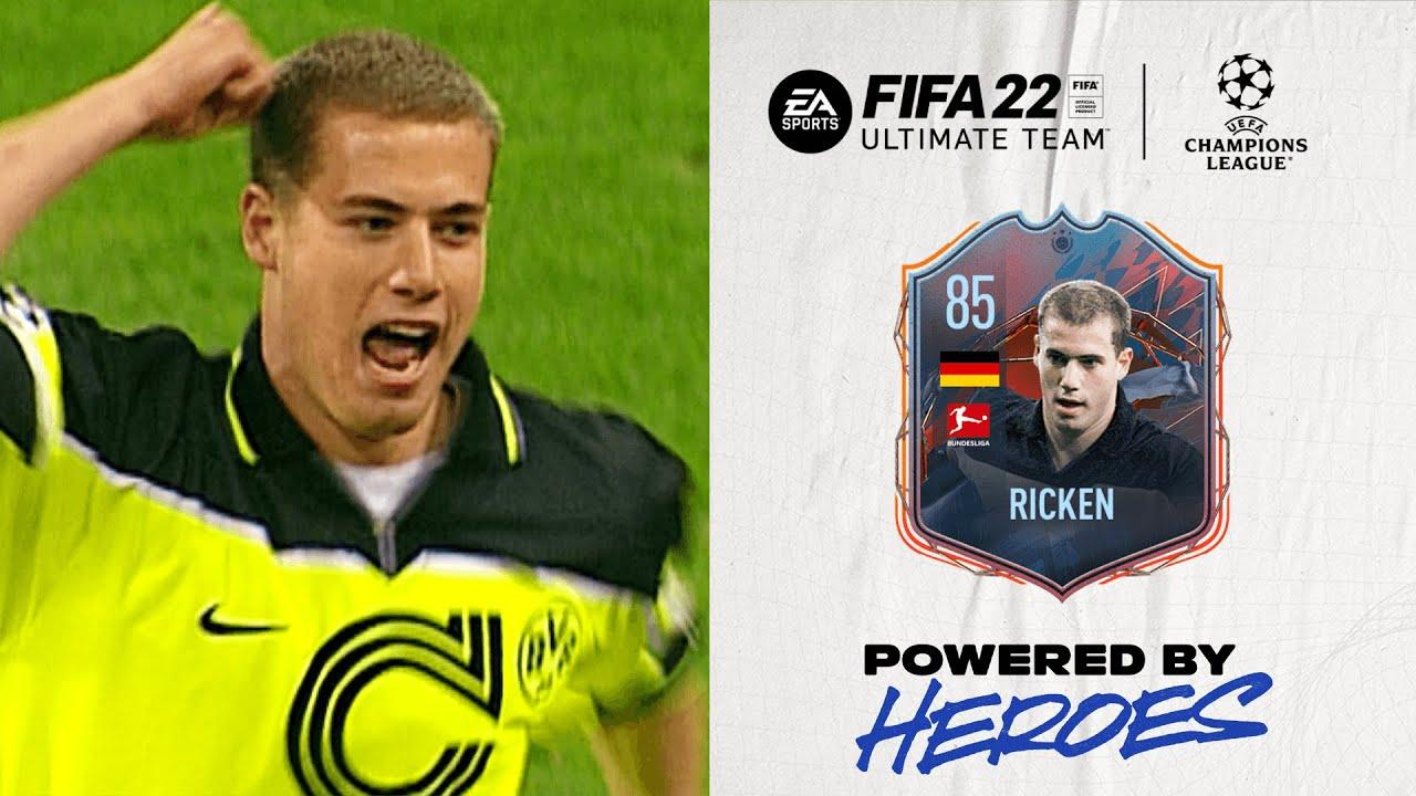 EA SPORTS FIFA 22 - Lars Ricken