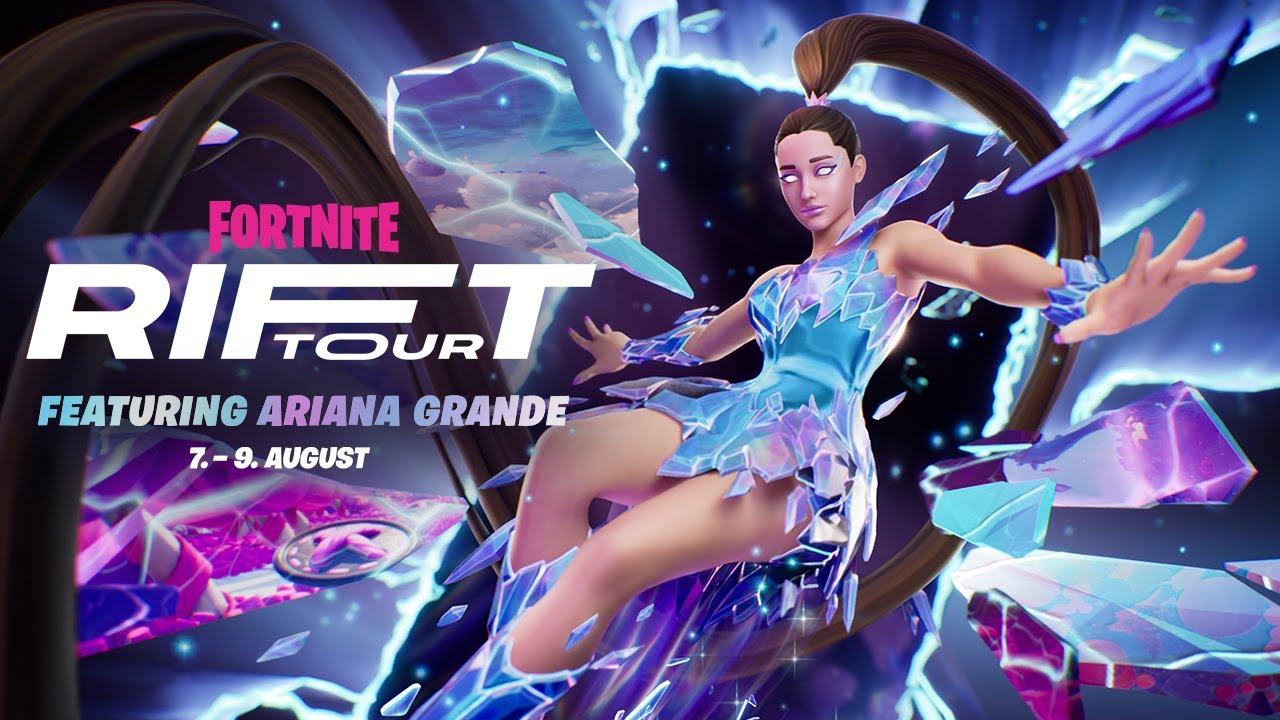 Fortnite - Ariana Grande