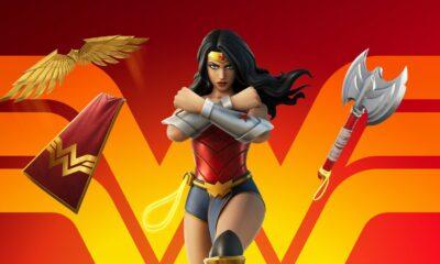 Fortnite - Wonder Woman