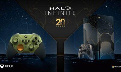 Halo Infinite Limited Edition Bundle
