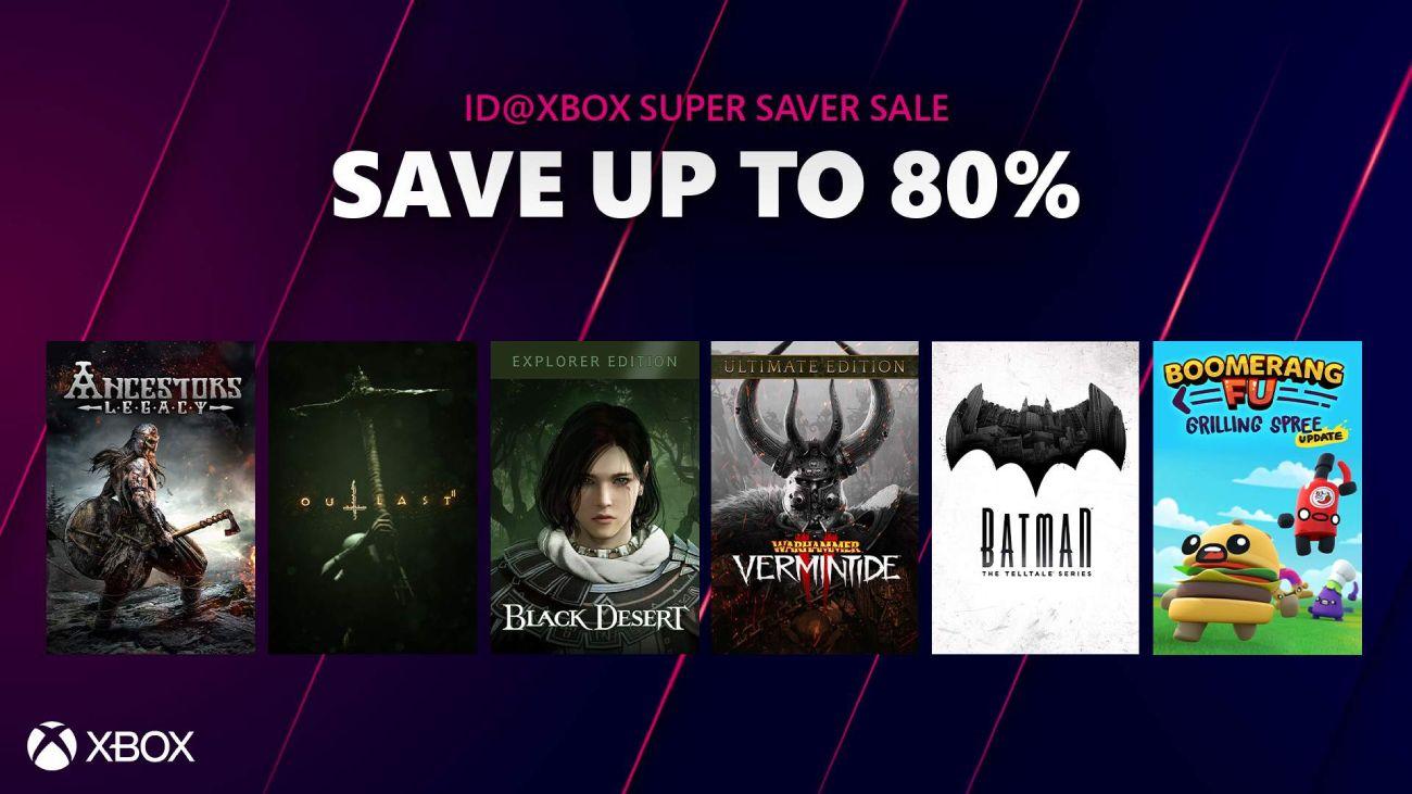 ID@Xbox Super Saver Sale