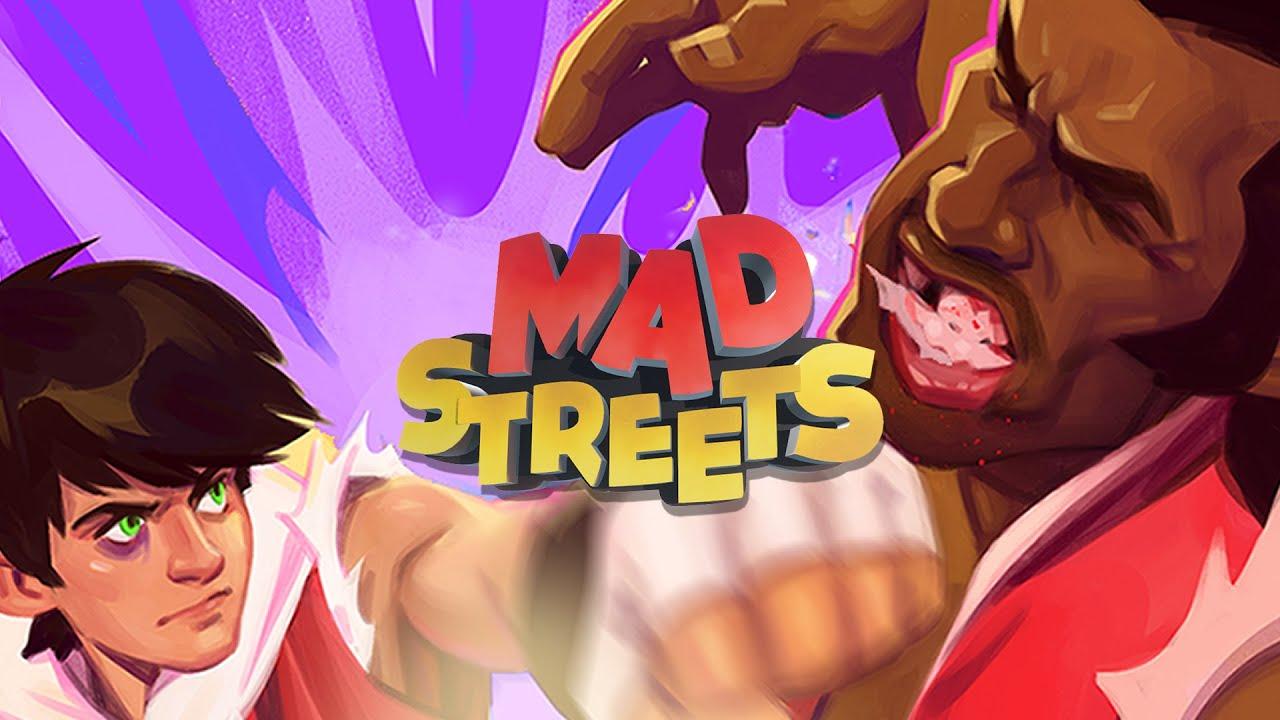 Mad Streets