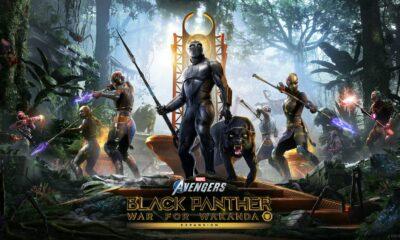 Marvel's Avengers-Erweiterung Black Panther