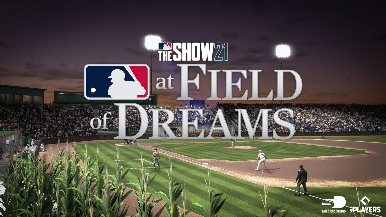 MLB The Show 21: MLB Field of Dreams-Update