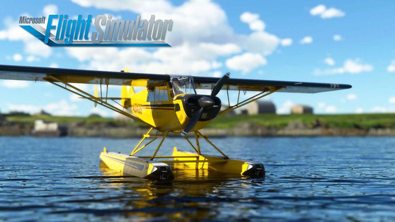 Microsoft Flight Simulator - Aviat Husky A-1C
