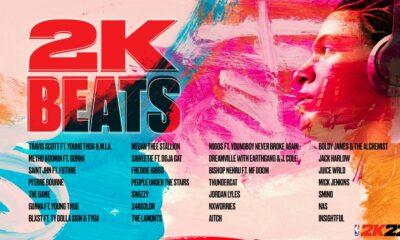 NBA 2K22 Soundtrack