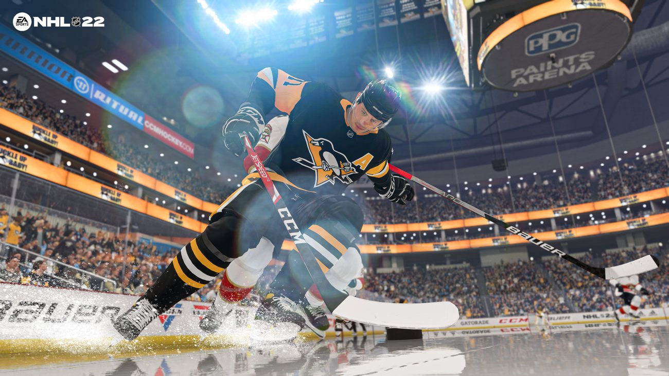 EA SPORTS NHL 22