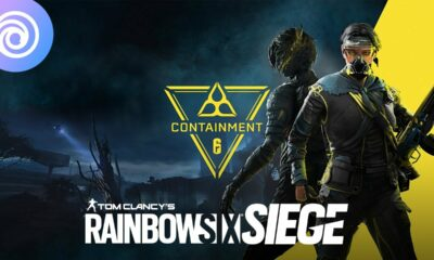 Rainbow Six Siege Containment