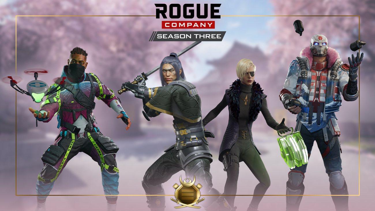 Rogue Company - Saison 3