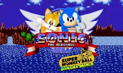 Super Monkey Ball Banana Mania: Sonic & Tails