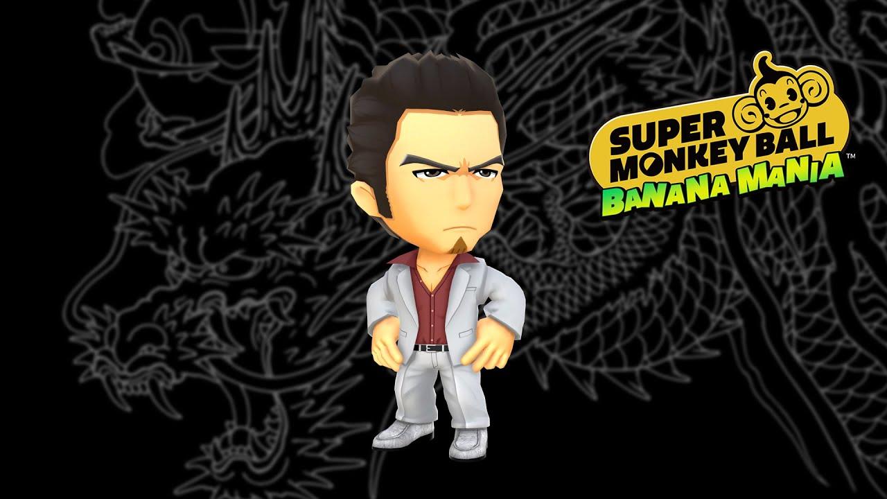 Super Monkey Ball Banana Mania - Yakuza