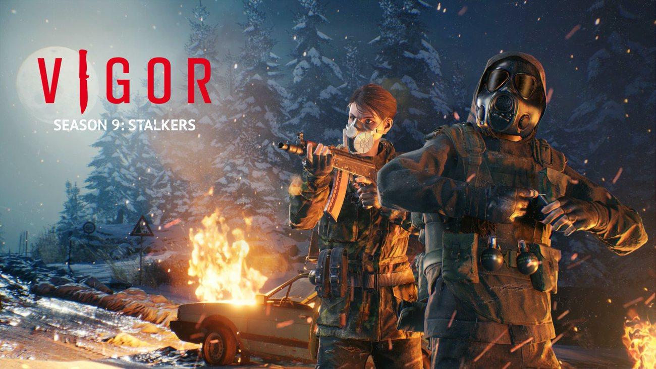 Vigor - Season 9: Stalkers
