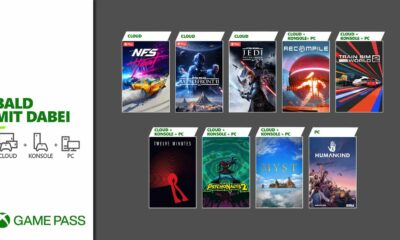 Xbox Game Pass - August 2021